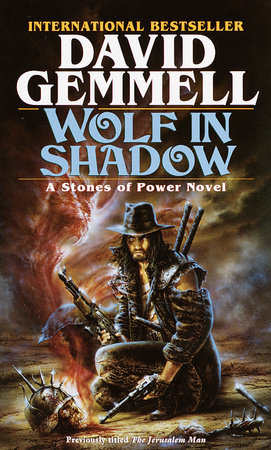 Wolf in Shadow by David Gemmell