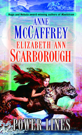 Power Lines by Anne McCaffrey and Elizabeth Ann Scarborough