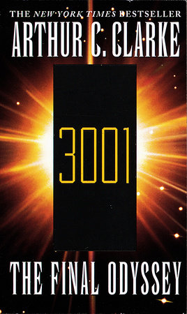3001 The Final Odyssey by Arthur C. Clarke
