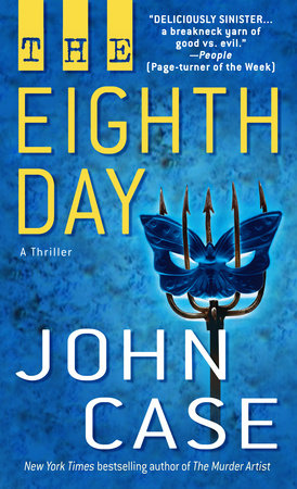 The Eighth Day by John Case