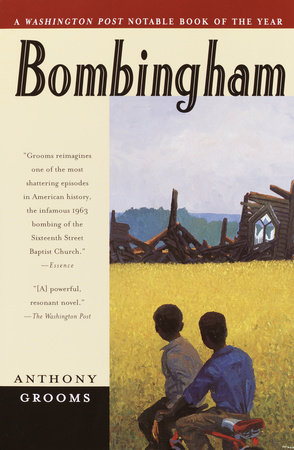 Bombingham by Anthony Grooms