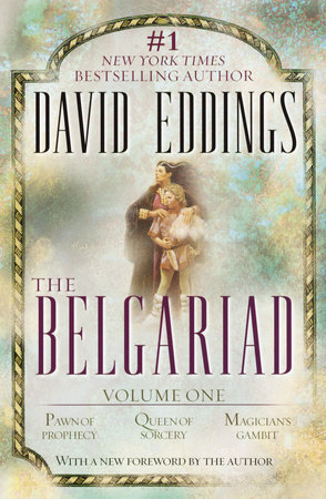The Belgariad (Vol 1) by David Eddings