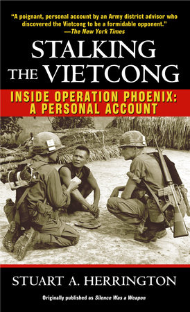 Stalking the Vietcong by Stuart Herrington