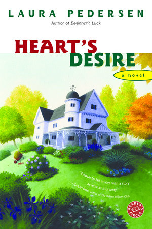 Heart's Desire by Laura Pedersen