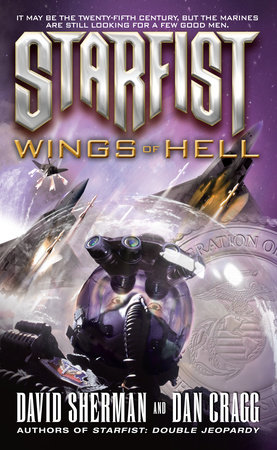 Starfist: Wings of Hell by David Sherman and Dan Cragg