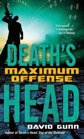 Death's Head  Maximum Offense by David Gunn