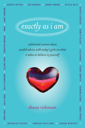 Exactly As I Am by Shaun Robinson