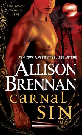 Carnal Sin by Allison Brennan