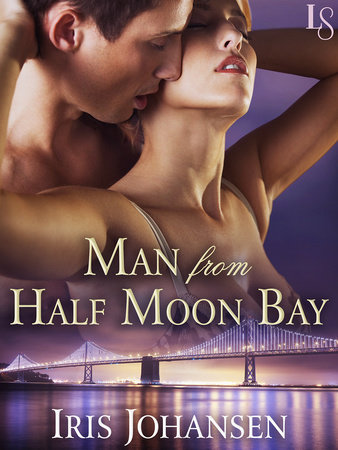 Man from Half Moon Bay by Iris Johansen