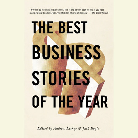 The Best Business Stories of the Year 2001 by Andrew Leckey