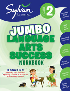 2nd Grade Jumbo Language Arts Success Workbook