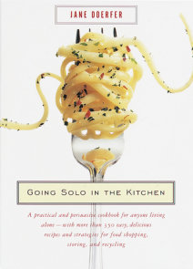 Going Solo in the Kitchen
