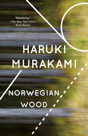 Norwegian Wood (Movie Tie-in Edition) by Haruki Murakami