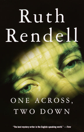 One Across, Two Down by Ruth Rendell