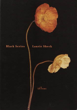 Black Series by Laurie Sheck