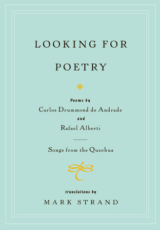 Looking for Poetry by
