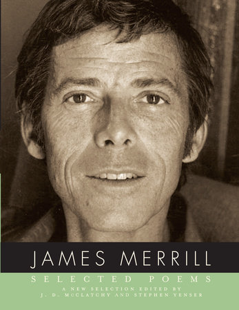 Selected Poems by James Merrill