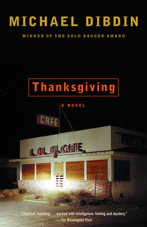 Thanksgiving by Michael Dibdin