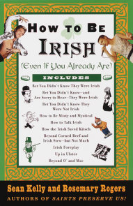 How to Be Irish
