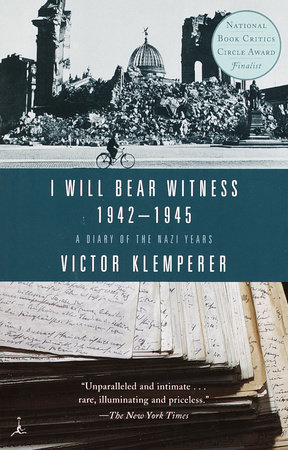 I Will Bear Witness, Volume 2 by Victor Klemperer