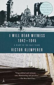 I Will Bear Witness, Volume 2