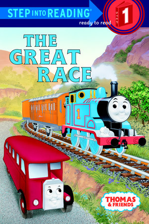 The Great Race (Thomas & Friends) by Kerry Milliron