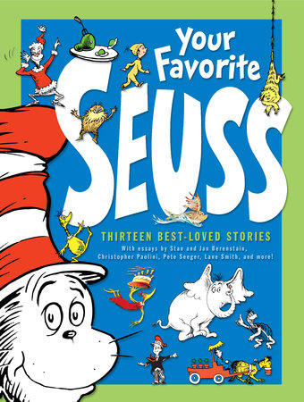Your Favorite Seuss Cover