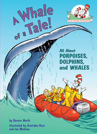 A Whale of a Tale! Cover