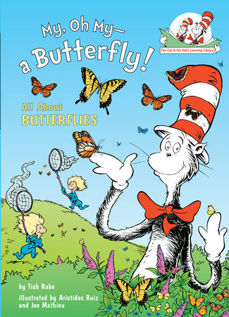 My, Oh My--A Butterfly! Cover