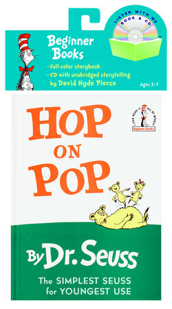 Hop on Pop Book & CD Cover