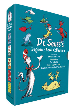 Dr. Seuss's  Beginner Book Collection Cover