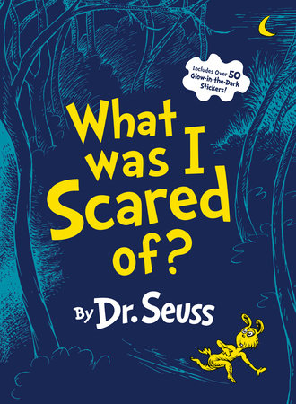 What Was I Scared Of? Cover