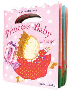 Princess Baby on the Go