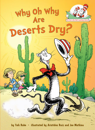 Why Oh Why Are Deserts Dry? Cover