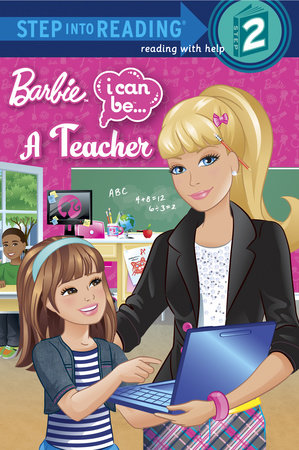 I Can Be a Teacher (Barbie) by Mary Man-Kong