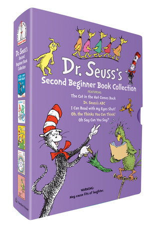 Dr. Seuss's Second Beginner Book Collection Cover