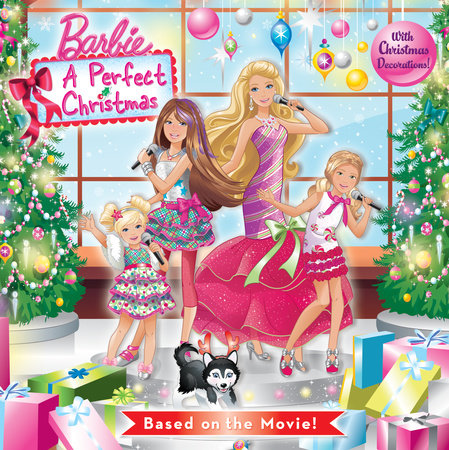 A Perfect Christmas (Barbie) by Mary Tillworth