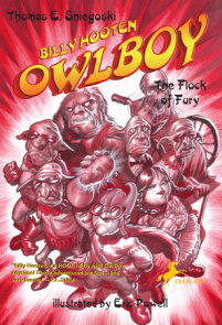 Billy Hooten #4: The Flock of Fury