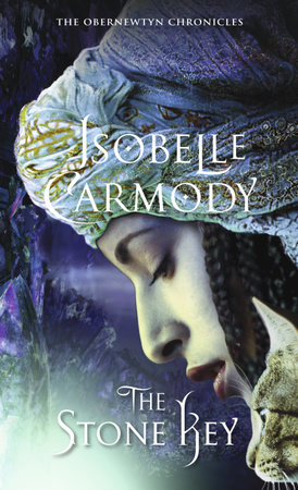 The Stone Key by Isobelle Carmody