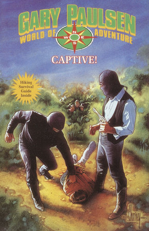 Captive! by Gary Paulsen