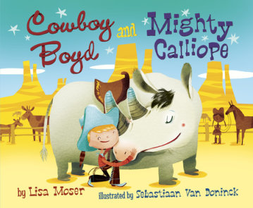 Cowboy Boyd and Mighty Calliope
