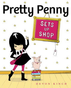 Pretty Penny Sets Up Shop