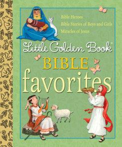 Little Golden Book Bible Favorites