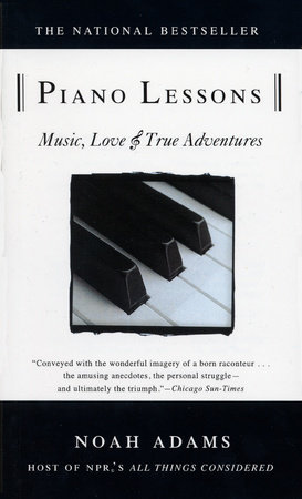 Piano Lessons by Noah Adams
