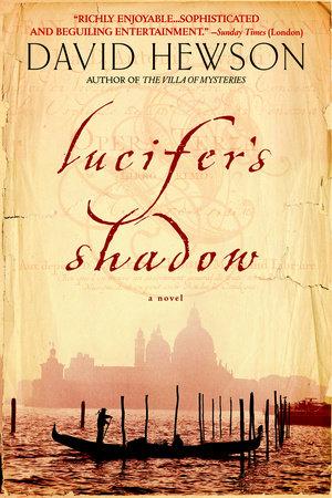 Lucifer's Shadow by David Hewson