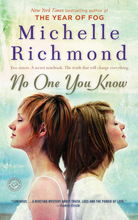 No One You Know by Michelle Richmond