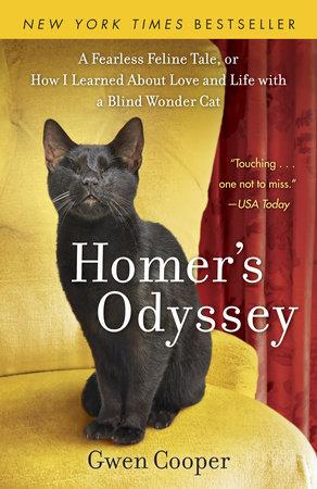 Homer's Odyssey by Gwen Cooper