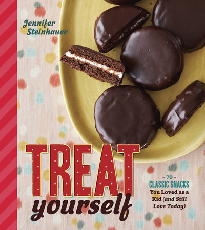 Treat Yourself by Jennifer Steinhauer