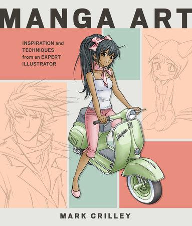 Manga Art by Mark Crilley