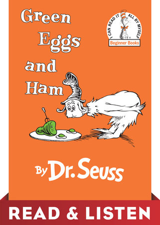 Green Eggs and Ham: Read & Listen Edition Cover